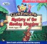 ClueFinders: Mystery of Monkey Kingdom