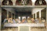 Leonardo DaVinci-The Last Supper