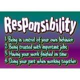 Argus Poster: Responsibility