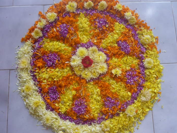 Our pookalam
